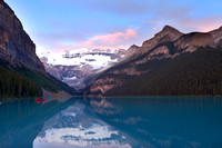 Lake Louise Awaits